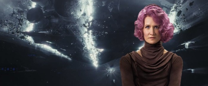 """What's come to be known as the """"Holdo Maneuver"""" doesn't sit well with canon-obsessed fans."""