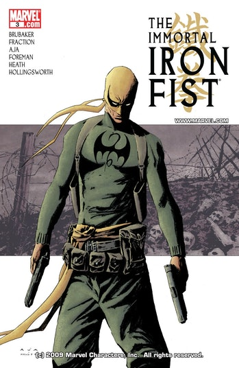 Iron Fist Season 2 Ending