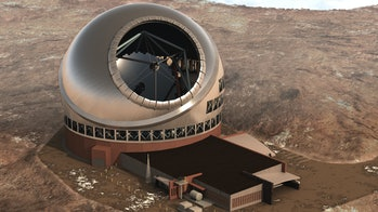thirty meter telescope mauna kea