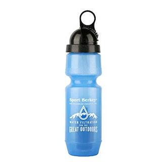 Berkey Sport Filtered Water Bottle - 22 Oz