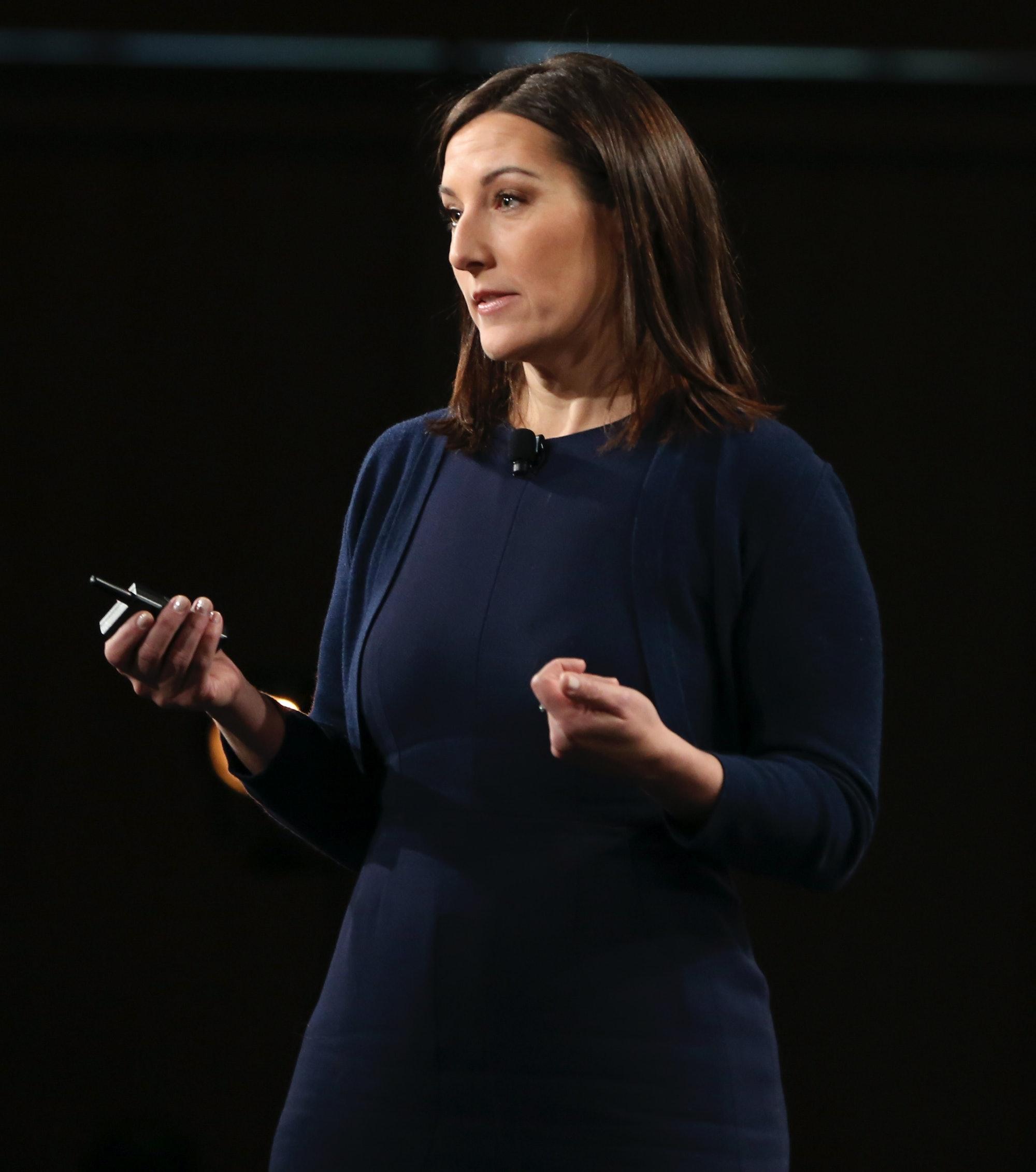 Facebook Recruiting Gender Gap