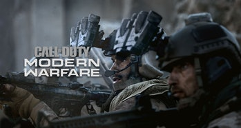call of duty modern warfare live action