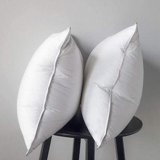 APSMILE Goose Down Feather Pillows