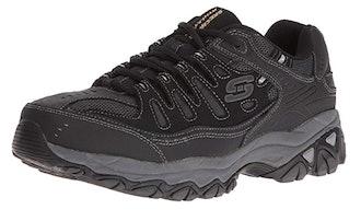 Skechers Men's Afterburn Memory Foam Lace-up Sneaker