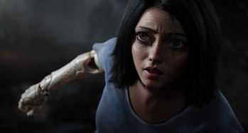Battle Angel Alita James Cameron