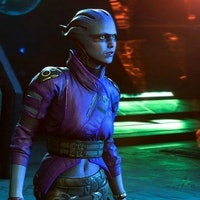 New 'Mass Effect' Asari Crew Member is Nothing Like Liara