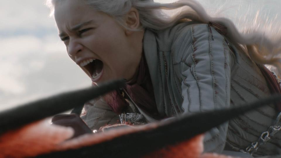 game of thrones season 8 mad queen dany foreshadowing