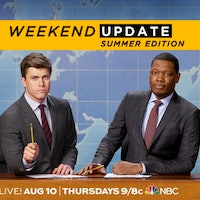 """SNL's """"Weekend Update"""" Will Return for the Summer"""