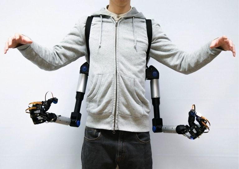 metalimbs robot arms robotic limbs arm hand cyborg
