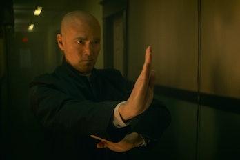 Netflix Wu Assassins Mark Dacascos
