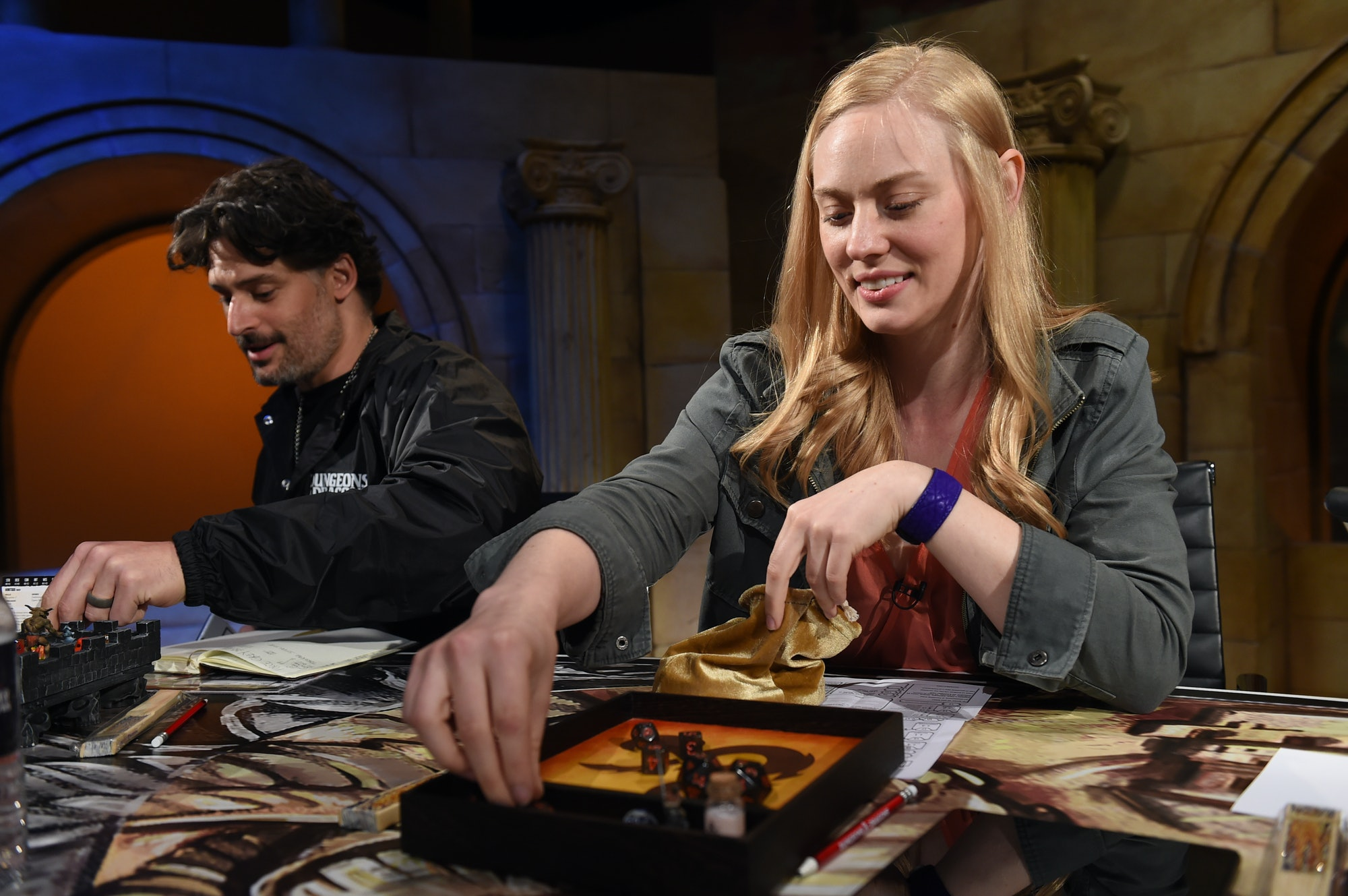 Dungeons and Dragons Deborah Ann Woll
