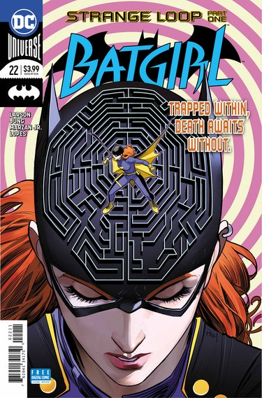 Batgirl 22 Dan Mora