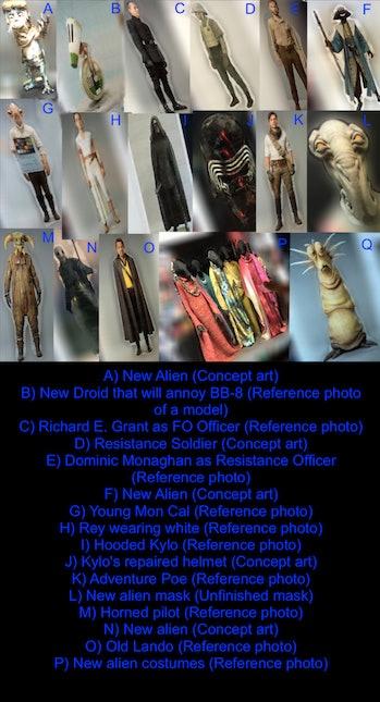 Star Wars Episode IX Leaks General Hux Joins Resistance
