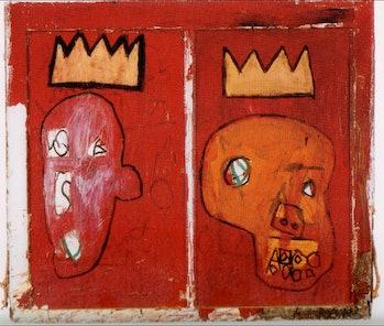Luke Cage Basquiat Mariah