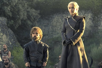 emilia clarke daenerys targaryen game of thrones Eastwatch peter dinklage tyrion