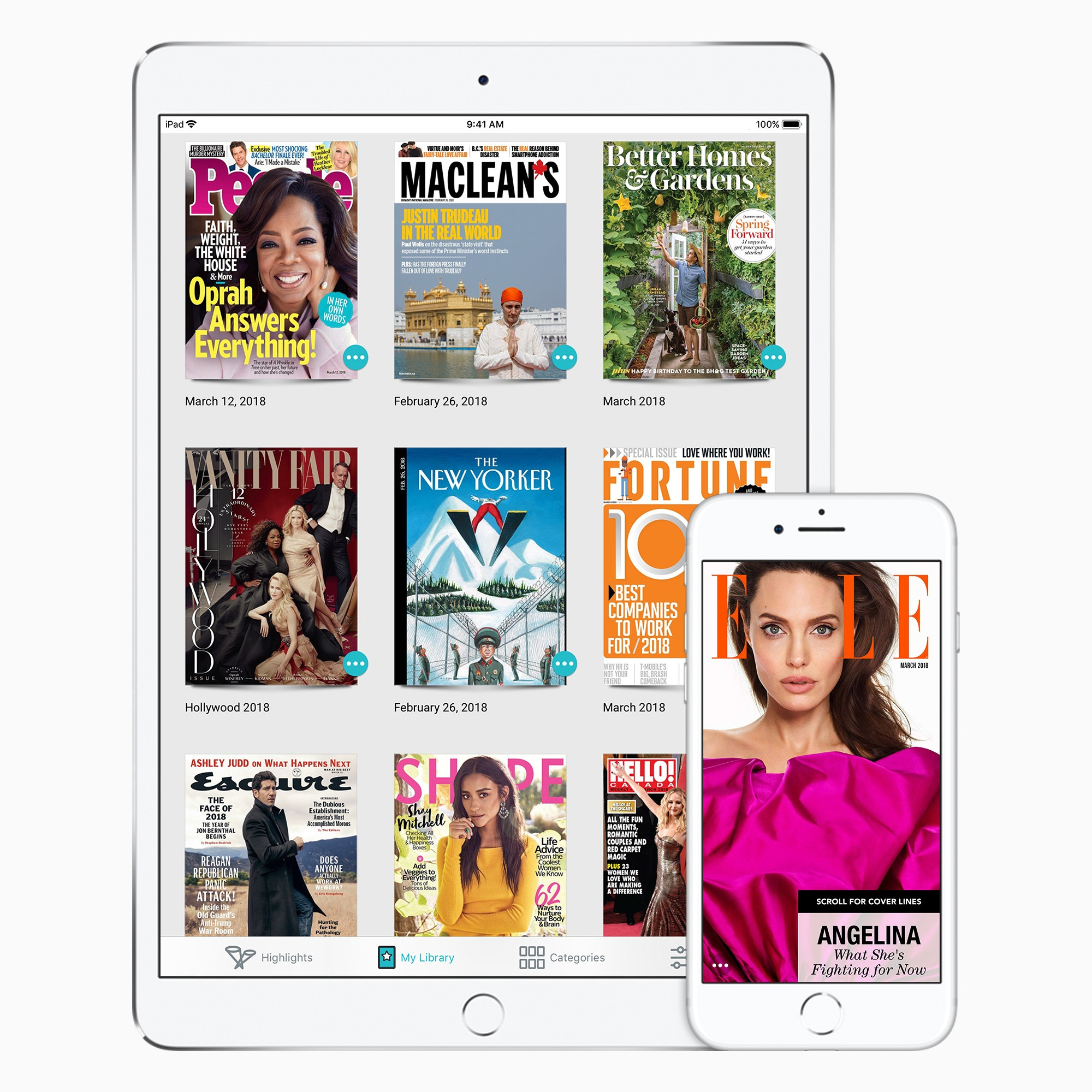 Apple News Subscription Service