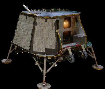 Orbit Beyond's $97 million NASA award calls for delivery of up to four payloads to the moon by September 2020.