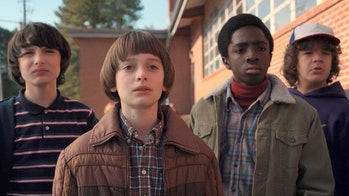 'Stranger Things 2' finally released just in time for Halloween.