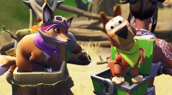 'Fortnite' Season 8 Battle Pass adds news pets.