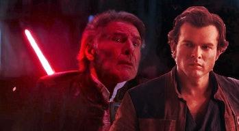 Han Solo dies! Han Solo lives!