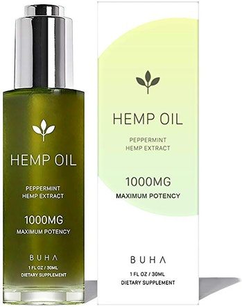 Hemp Oil for Pain and Anxiety Relief