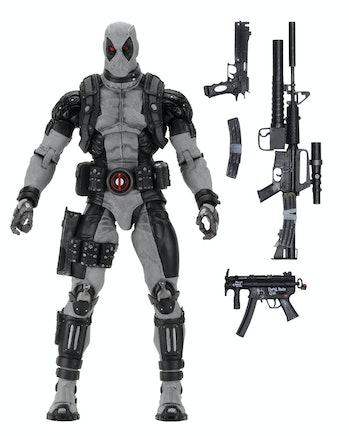 NECA X-Force Deadpool