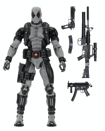 NECA X-Force Deadpool