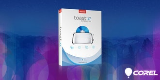 The CorelCreative Mac Bundle Ft. Toast 17 Titanium