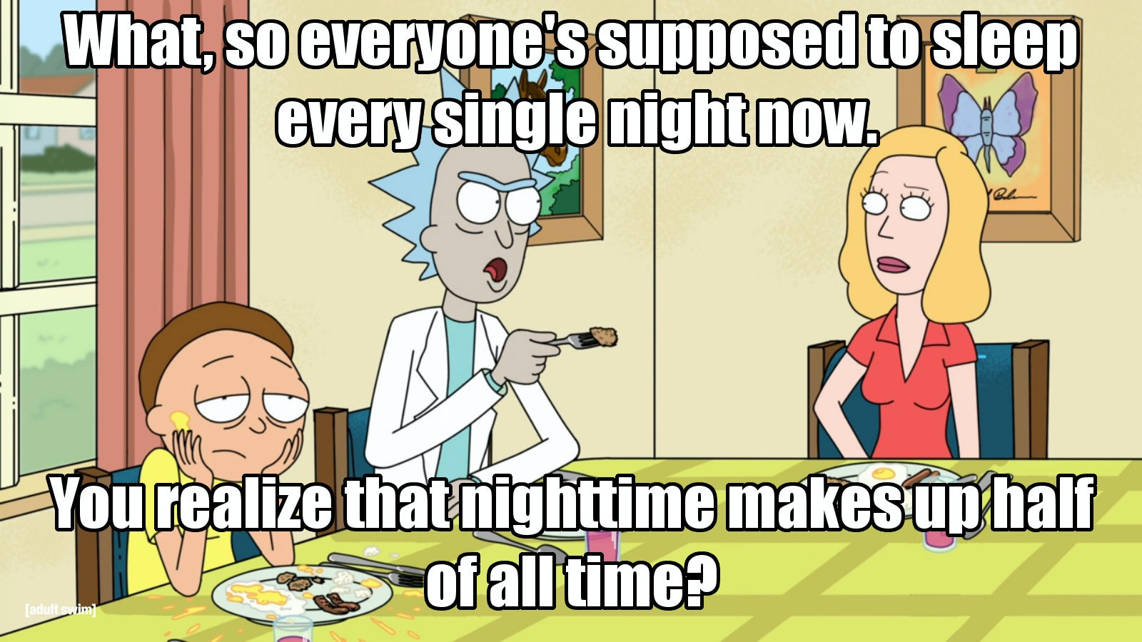 The 11 Best Rick And Morty Quotes In Honor Of Season 3 S Return
