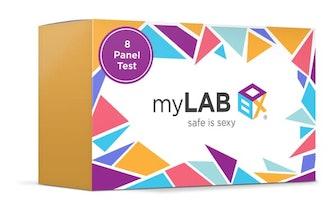 Uber Box Home STD Test Pack by myLab