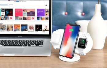 airpower wireless charger clone