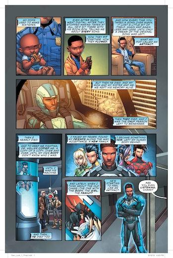 gen:LOCK DC COMICS