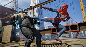 'Spider-Man' PS4 Bruisers