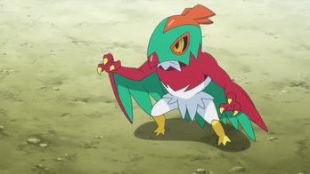 pokemon sword and shield hawlucha