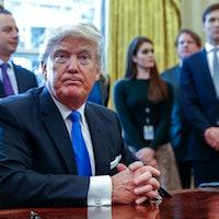 Trump's War on the EPA is Right-Wing Stephen Harper Fan Fiction