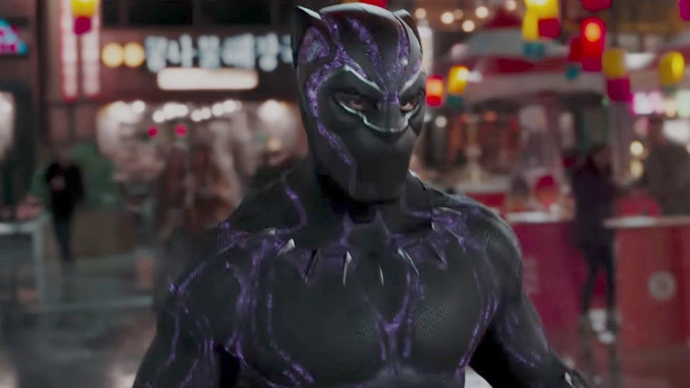 Black Panther Bust Out Some Dragon Ball Z Moves In New Trailer