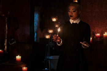 'Chilling Adventures of Sabrina: A Midwinter's Tale' Prudence