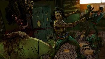 The Walking Dead Telltale Games