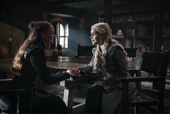 Sansa and Dany