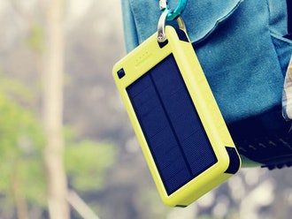 SolarJuice 26,800mAh External Battery