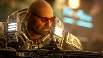 Gears of War Dave Bautista