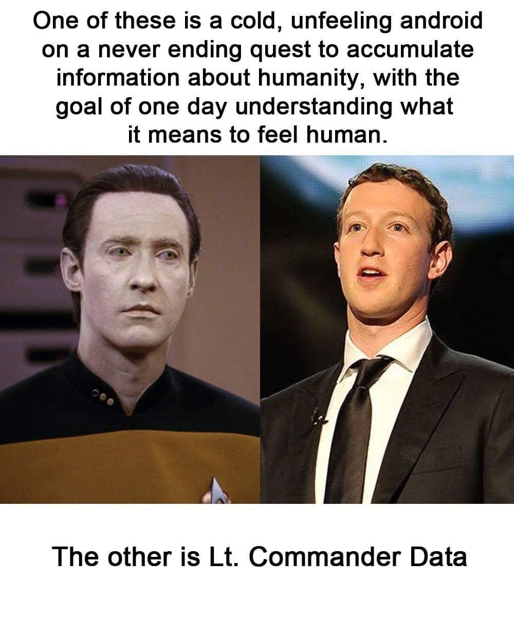 Data and Zuck