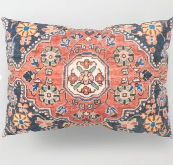 Djosan Poshti West Persian Rug Print Pillow Sham