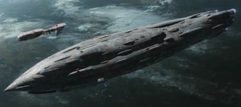 Holdo S Hyperdrive Scene In Last Jedi Is Plausible Physicists Say