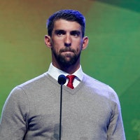 After Shark Race Fiasco, Michael Phelps Wants 'Warm Water' Rematch