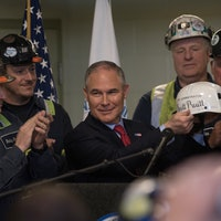 Pruitt's EPA Is Going to Let Power Plants Continue to Dump Toxins