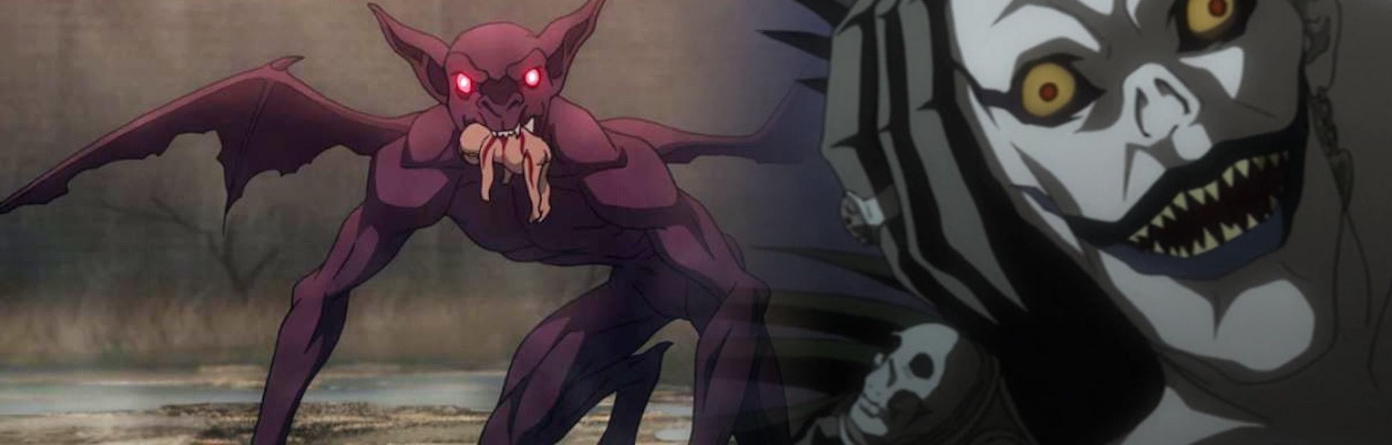 The Best Horror Anime Streaming On Netflix