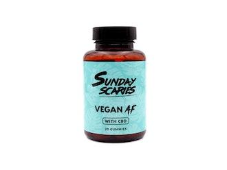 Vegan AF CBD Gummies