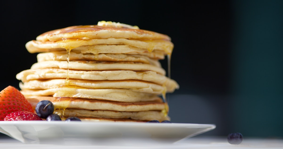 Best Pancake Recipe: Science Finds Key to Thick, Golden Fluffy Flapjacks