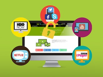 ZoogVPN: Lifetime Subscription (5 Devices)
